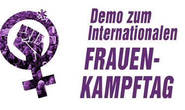 Internationaler Frauenkampftag