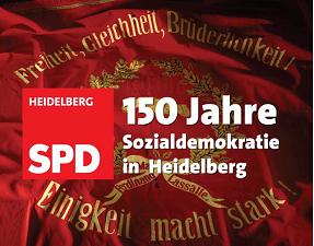 150 Jahre SPD Heidelberg