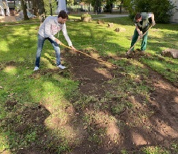 Urban Gardening im Neuenheimer Feld