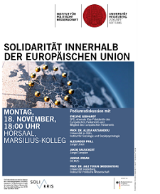 Solidarität in der EU