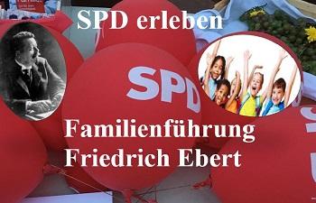Familienführung Friedrich Ebert Heidelberg