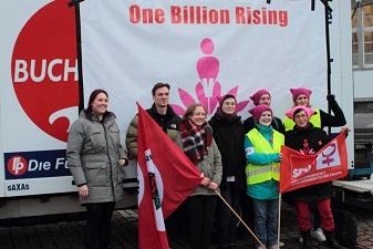 One Billion Rising 2019 Heidelberg