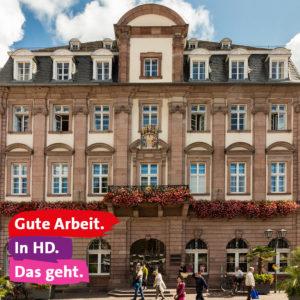 Gute Arbeit in Heidelberg. Das geht.