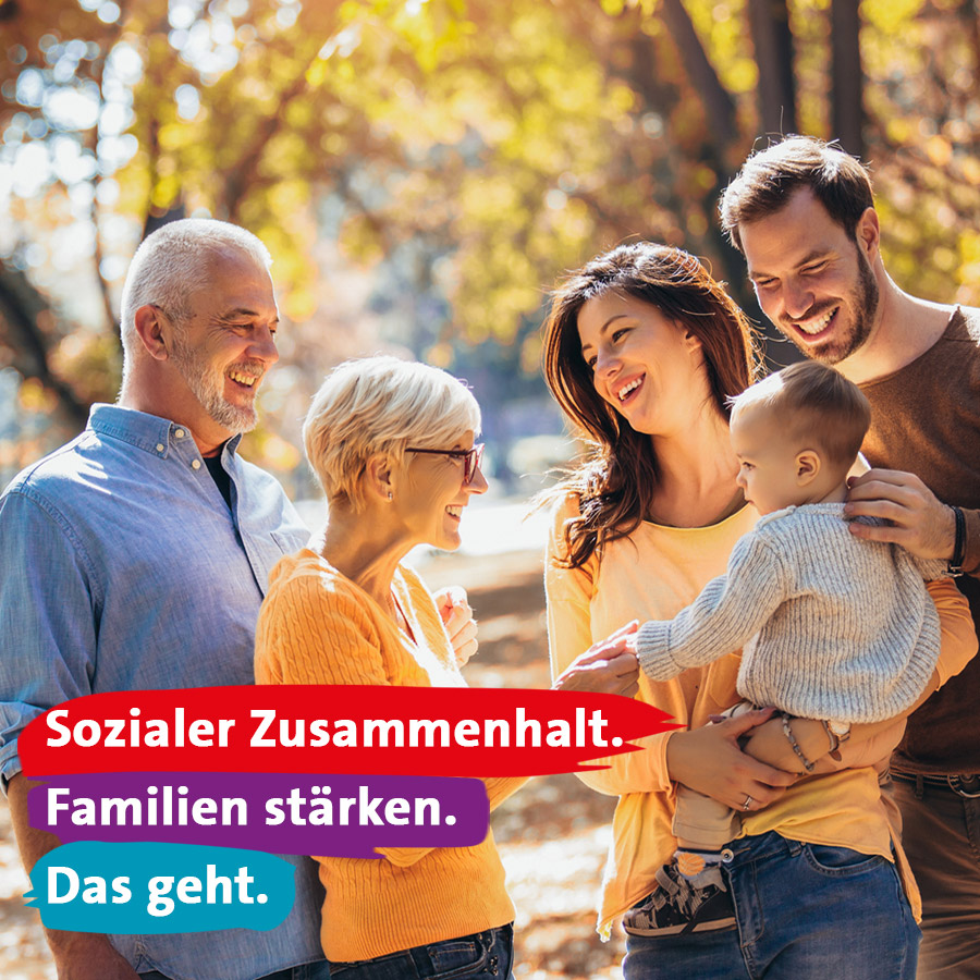 Themen SPD Heidelberg Familien stärken