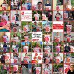 1. Mai solidarisch nicht alleine
