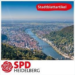Stadtblatt Artikel SPD Heidelberg