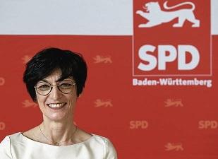 Stefanie Jansen Nominierung SPD Sozialbürgermeisterin