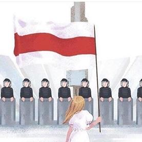 Solidarität mit Belarus
