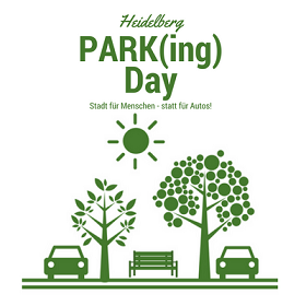 Parking Day 2020 Heidelberg